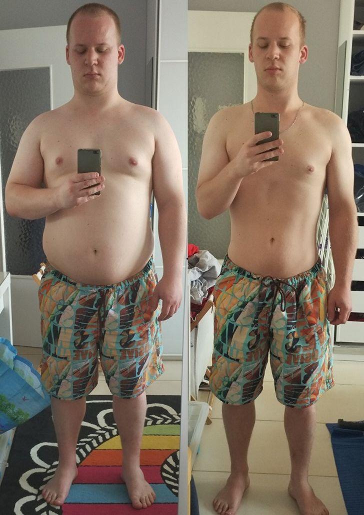 Perte de poids chez les hommes de 49 ans routine de force et de perte de poids