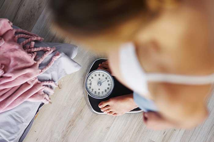 perte de poids arlington