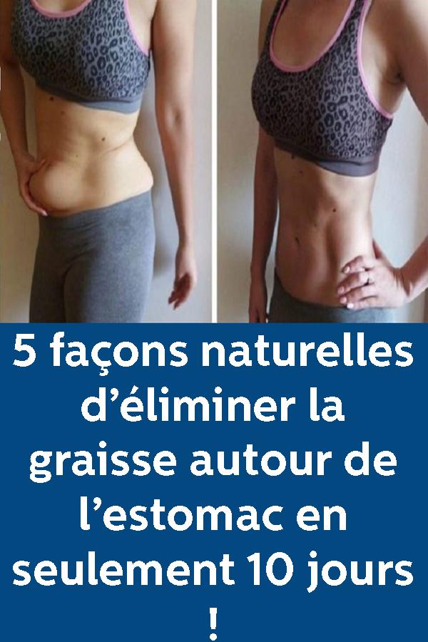 façons de perdre du poids autour des hanches