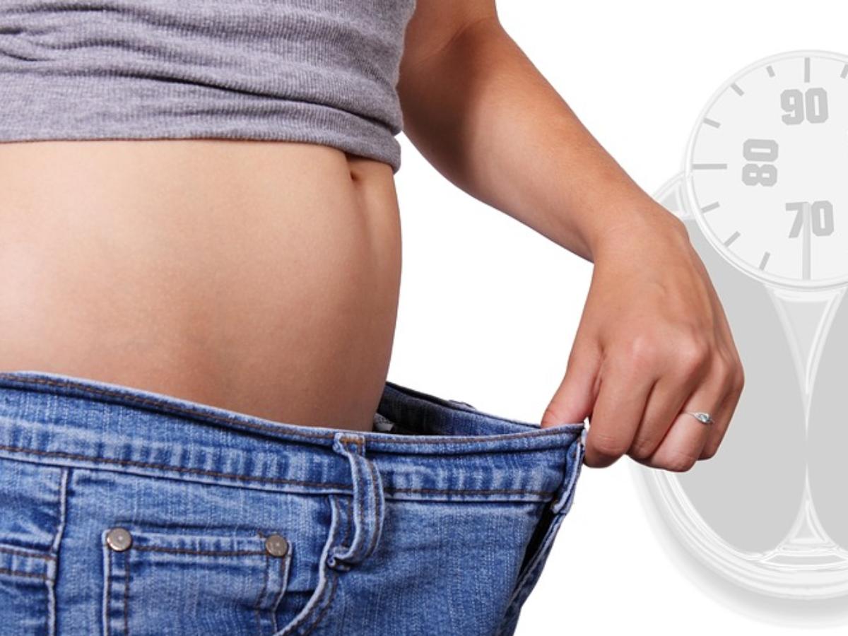perte de poids après une crise dasthme