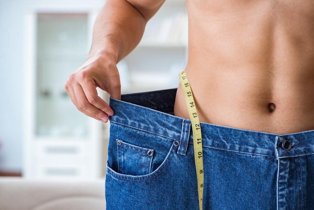 à quelle vitesse quelquun peut-il perdre du poids Larry Cable Guy perte de poids