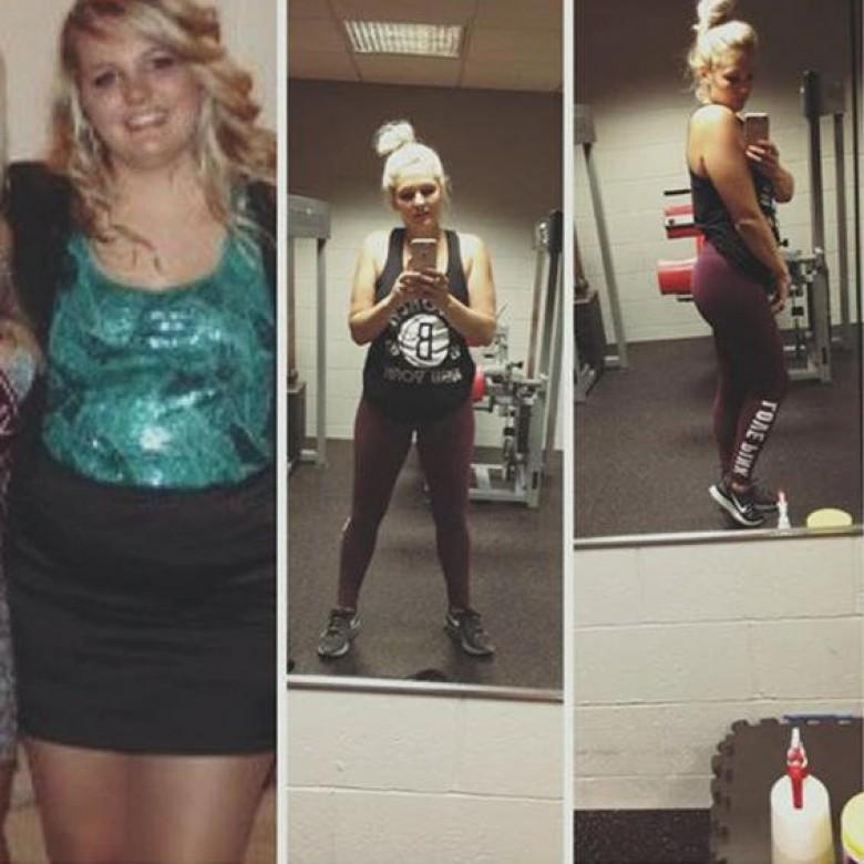 histoires de réussite de perte de poids de maman