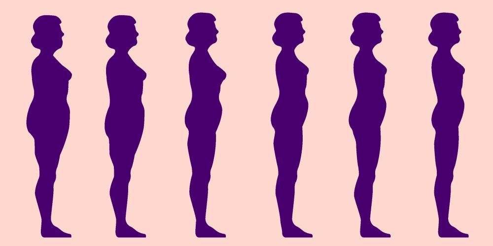 76 kg pour maigrir