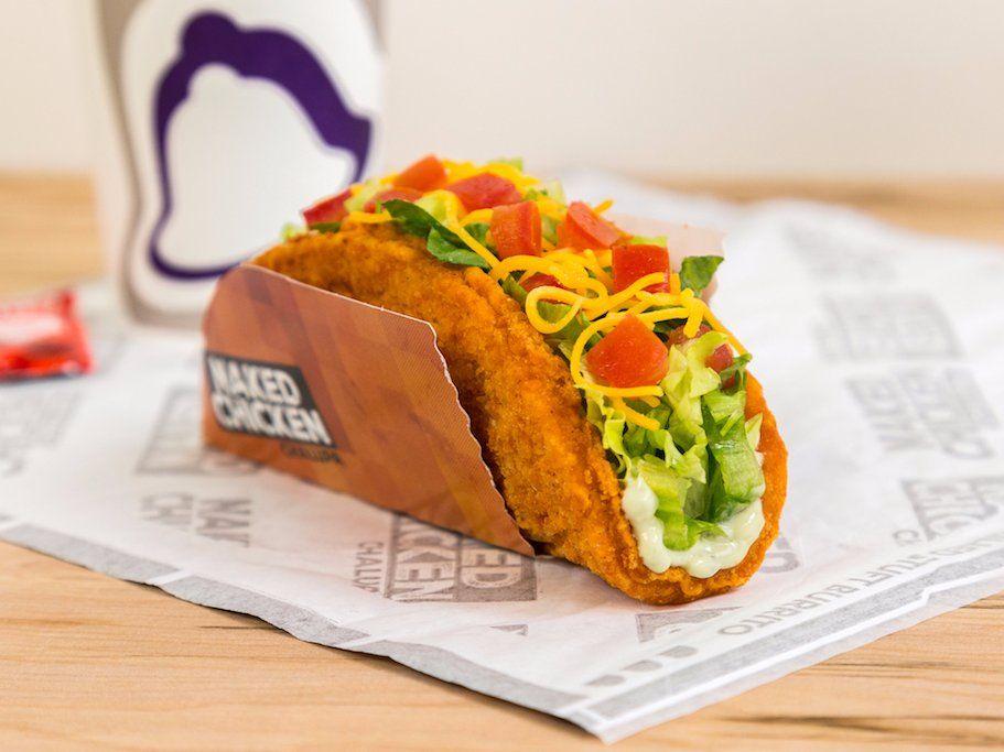 manger du taco bell perdre du poids