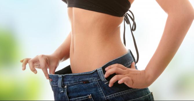 perte de poids au moment du décès