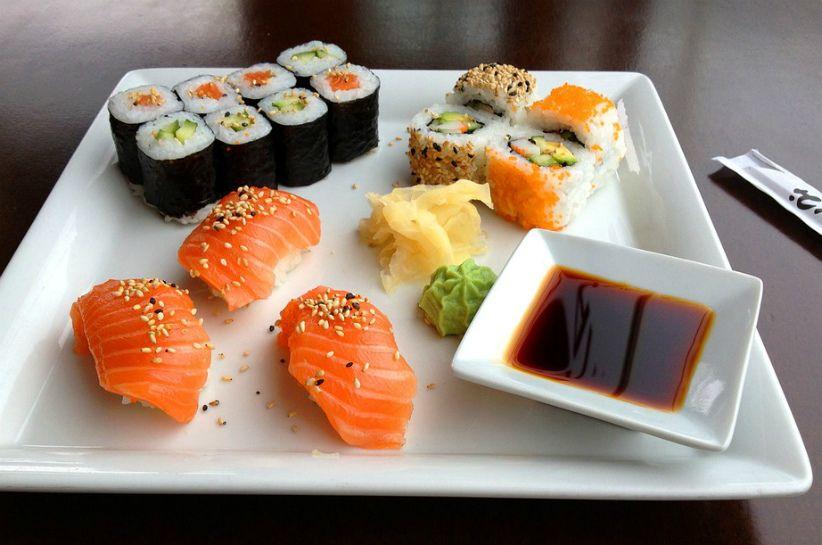 Calories et sushis : les sushis font ils rimer plaisir avec grossir ? | Sport equipements