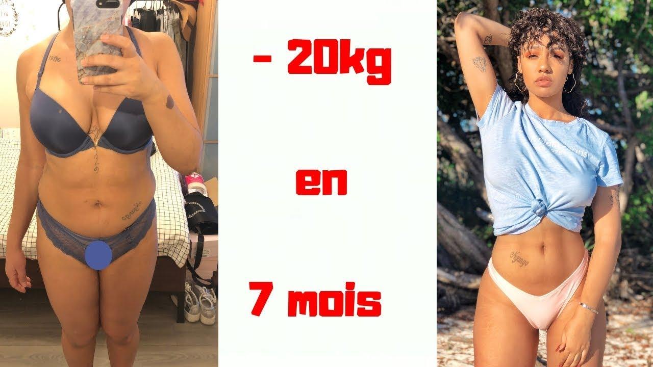 perdre de la graisse à la taille et aux hanches ce qui causerait une perte de poids sans essayer
