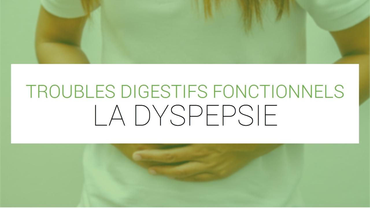 perte de poids dyspepsie fonctionnelle