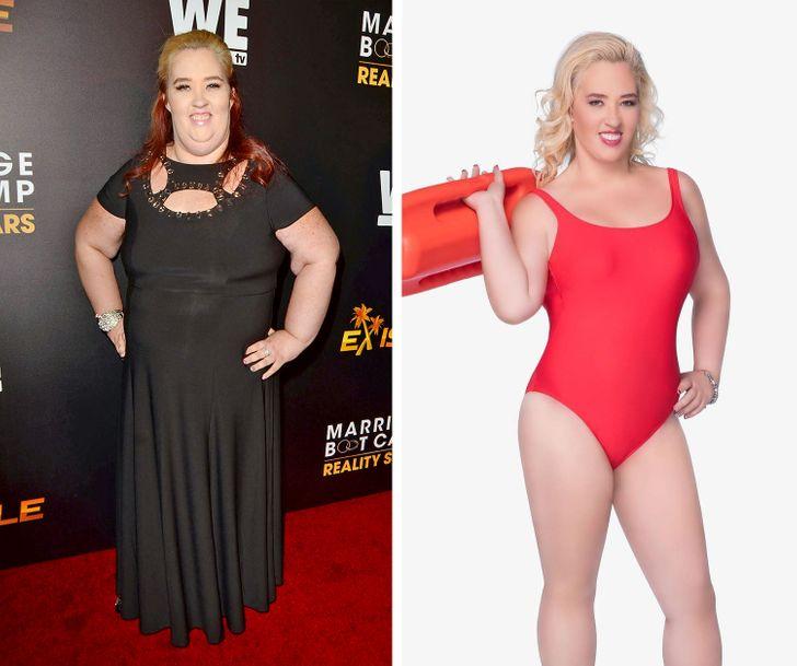 Est-ce que Shannon a perdu du poids