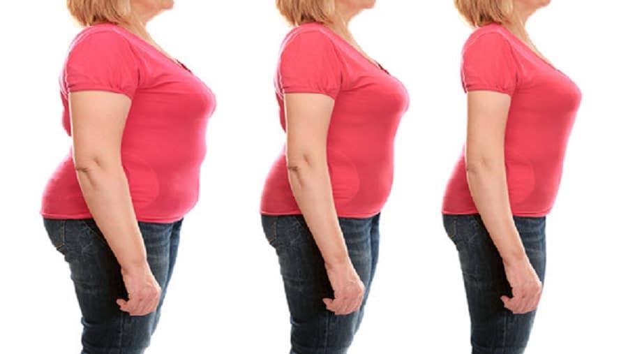 perdre la graisse corporelle des femmes