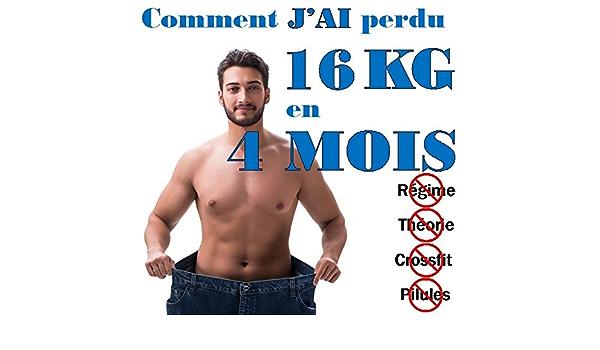 4 kg de perte de poids en un mois survêtement amincissant