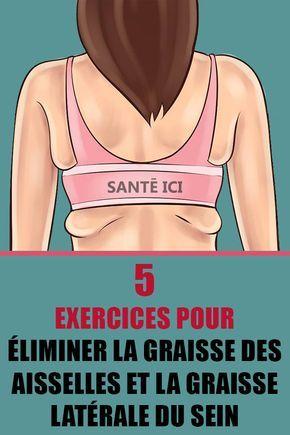 Comment maigrir du ventre et de la poitrine ?