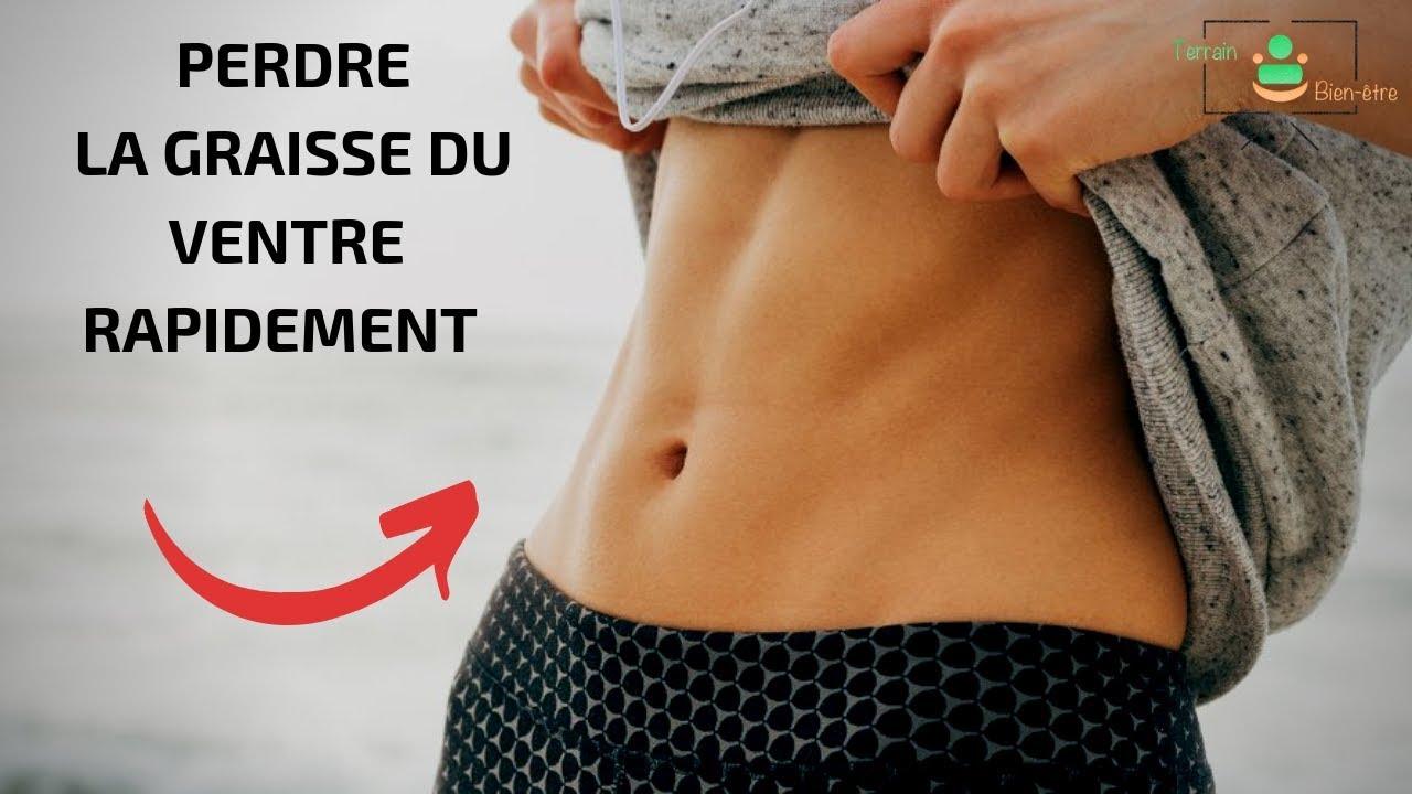 comment perdre la graisse du ventre très vite Le zona peut-il entraîner une perte de poids
