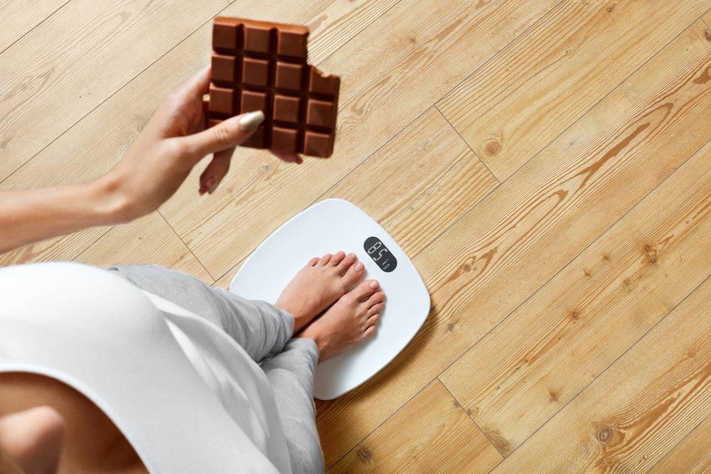 je ne peux tout simplement pas perdre du poids