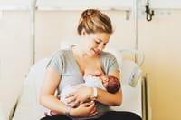 pourcentage de perte de poids chez les nouveau-nés