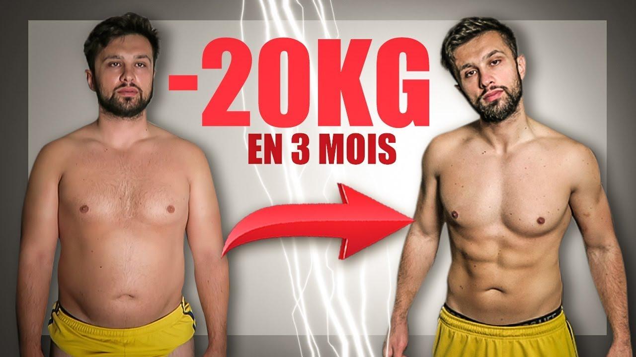 2 mois de transformation de perte de poids masculin pouvez-vous perdre du poids avec un déséquilibre hormonal