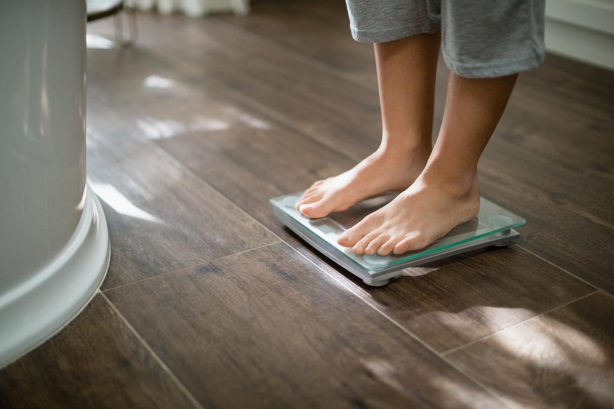 perte de poids involontaire jeunes adultes