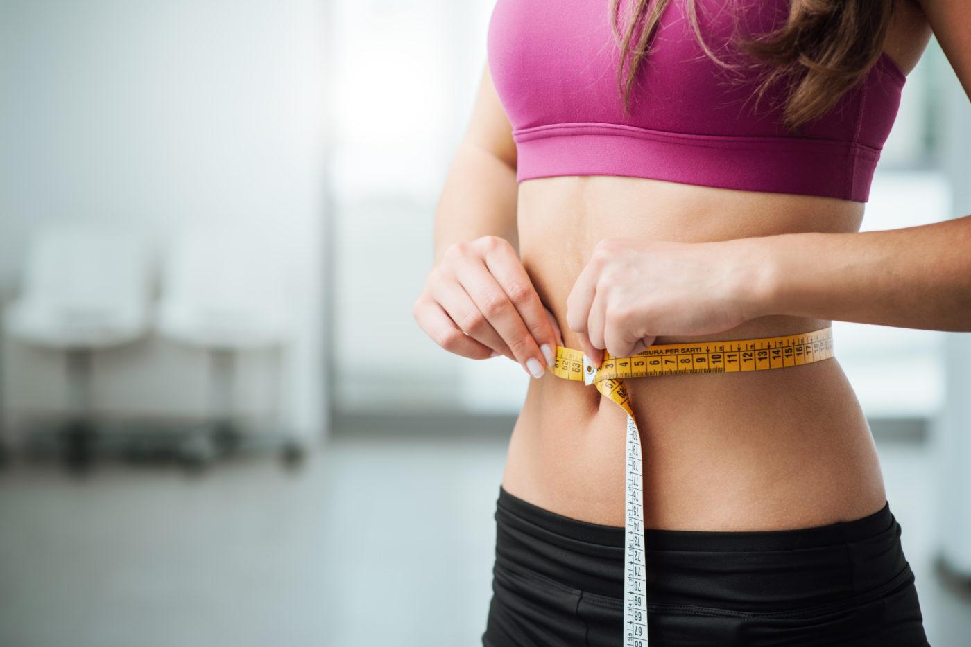 compteur de perte de graisse