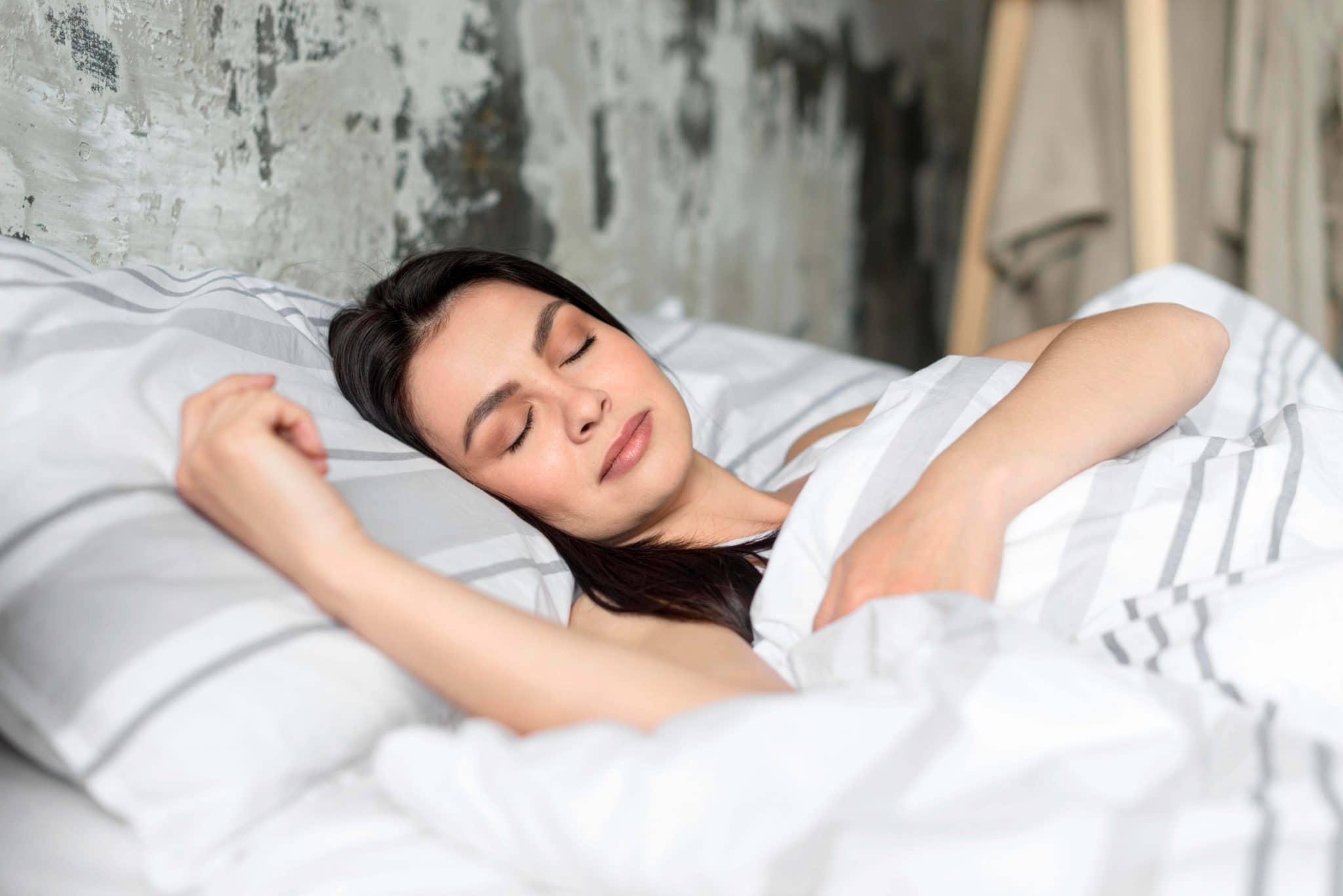 perdre du poids avec plus de sommeil