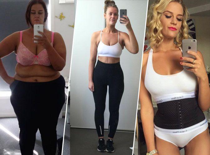 Cette ado est devenue la star d'Instagram après avoir perdu 60 kg !
