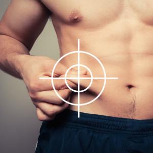 comment perdre de la graisse dans les endroits difficiles