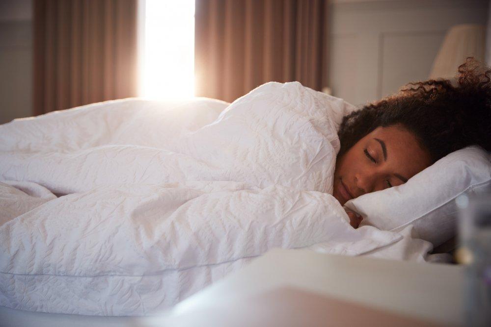 perdez-vous du poids en dormant