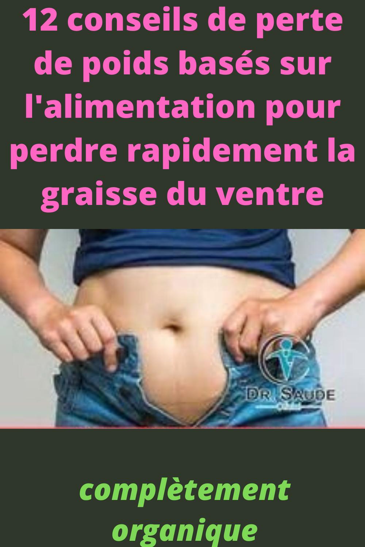 conseils de perte de poids du ventre régimes pyramidaux de perte de poids