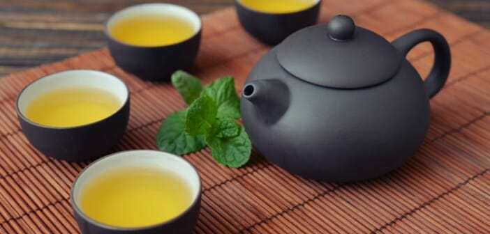 Le thé à la menthe aide-t-il à perdre du poids