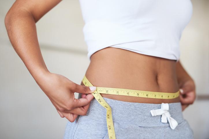 meilleure façon de perdre du poids vers le milieu