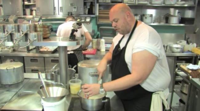 Tom Kerridge hamburgers de perte de poids