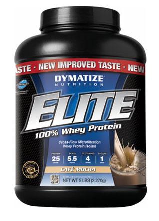 dymatize elite whey perte de poids