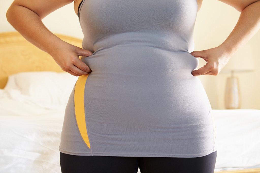 beaucoup de poids à perdre