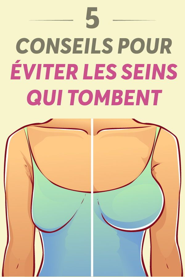 perdre du poids perdre du sein