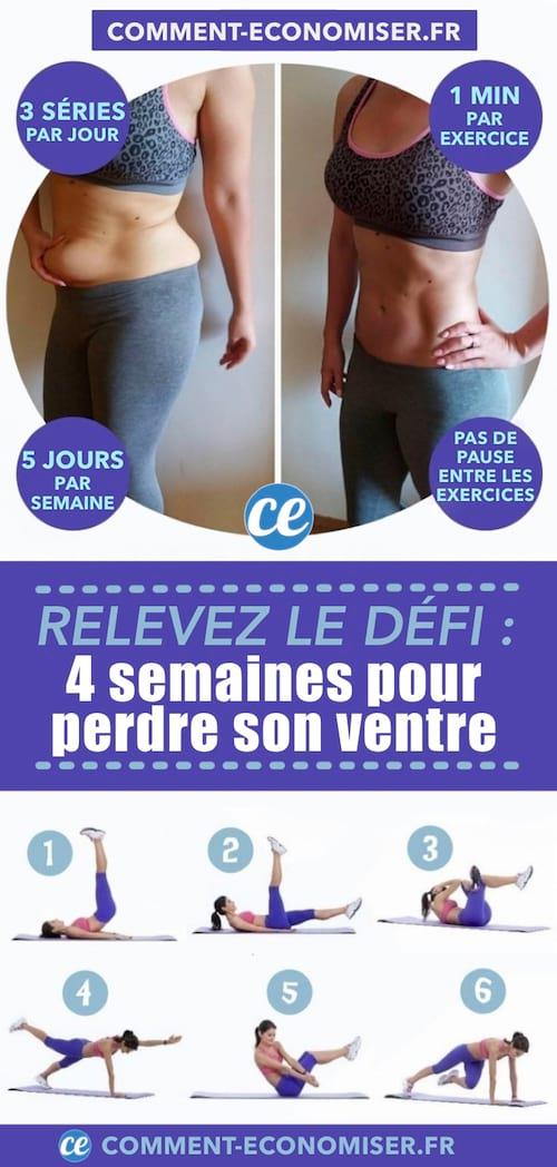 perdre efficacement la graisse du ventre en 1 semaine pouvez-vous perdre du poids sur cymbalta