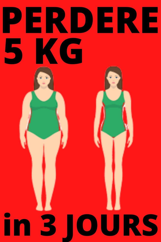 perte de poids evo