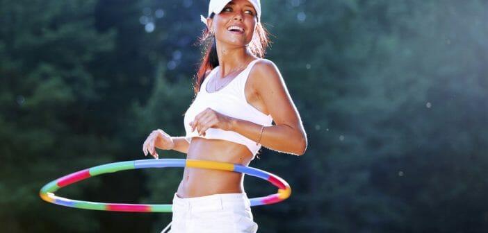 Hula Hoop • Entraînement physique efficace