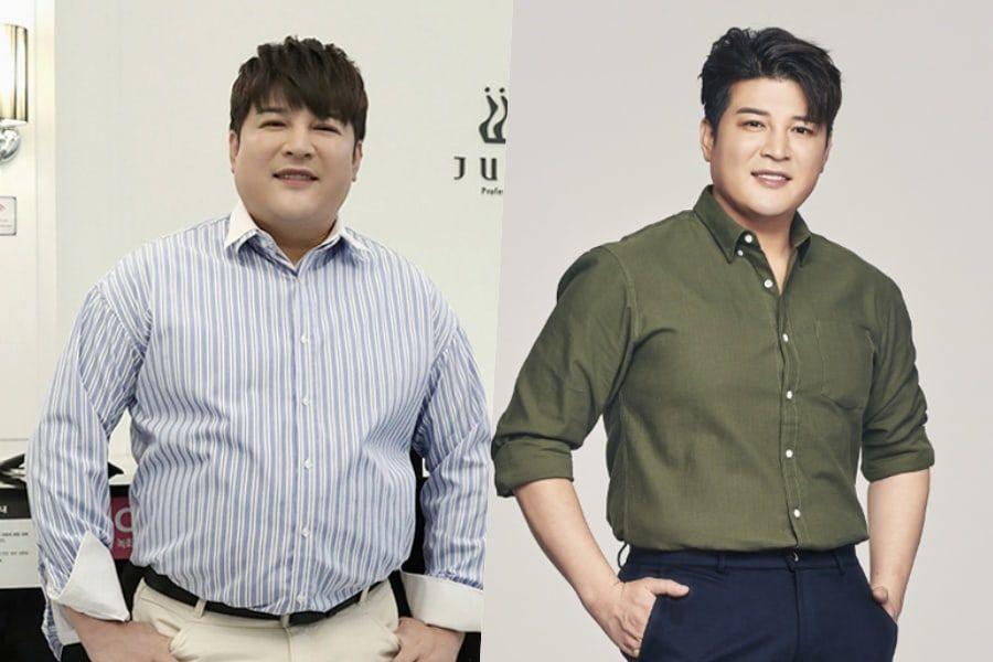 perte de poids shindong super junior pouvez-vous perdre du poids mais pas de la graisse
