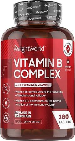b supplément complexe pour perdre du poids