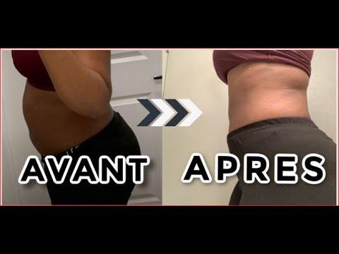 résultats examens de perte de poids