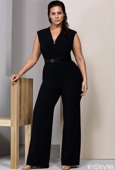 Fière de son corps, Ashley Graham affiche ses courbes et ses vergetures sur Instagram