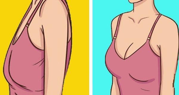 comment perdre du poids garder la taille des seins comment perdre de la graisse au milieu du dos