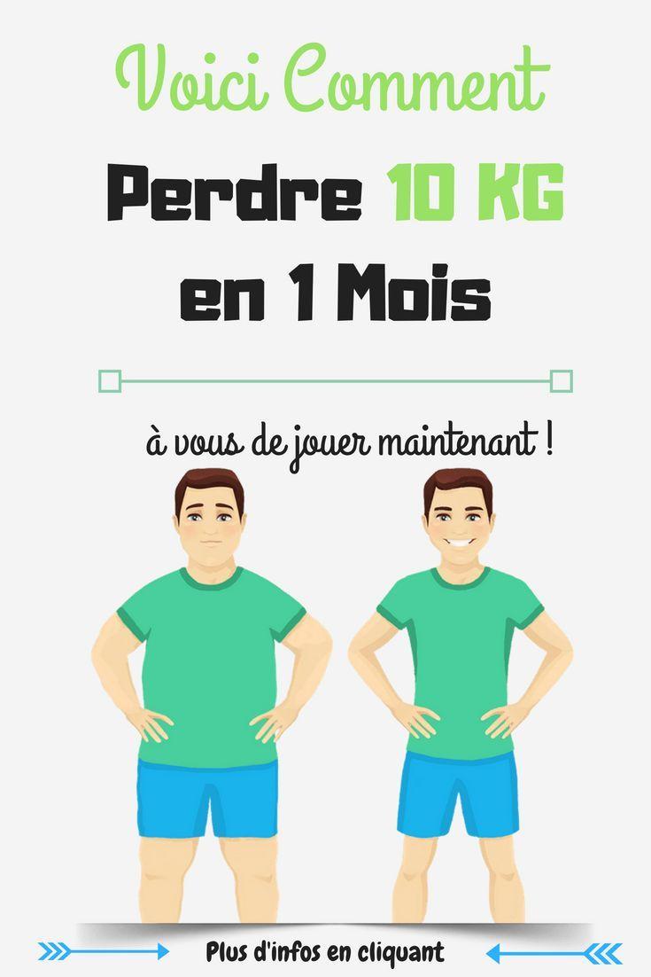 comment perdre du poids rapidement en un mois