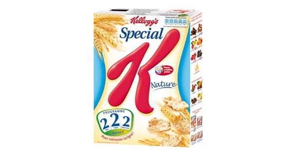 Menu du régime Spécial K pour maigrir - Le blog lcvd.fr