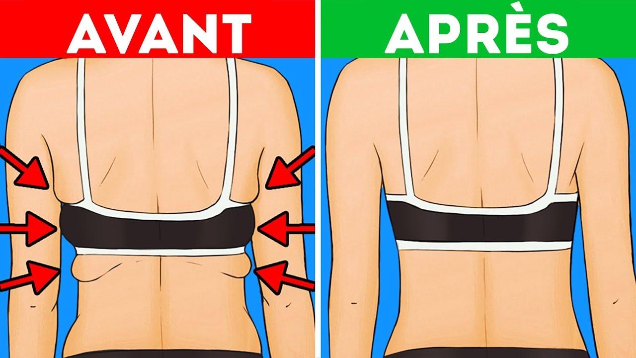 perdre de la graisse dans le dos perte de poids rauque