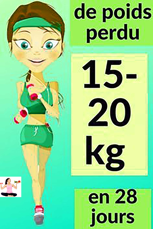 voulez perdre 20 kg de poids pouvez-vous brûler la graisse corporelle