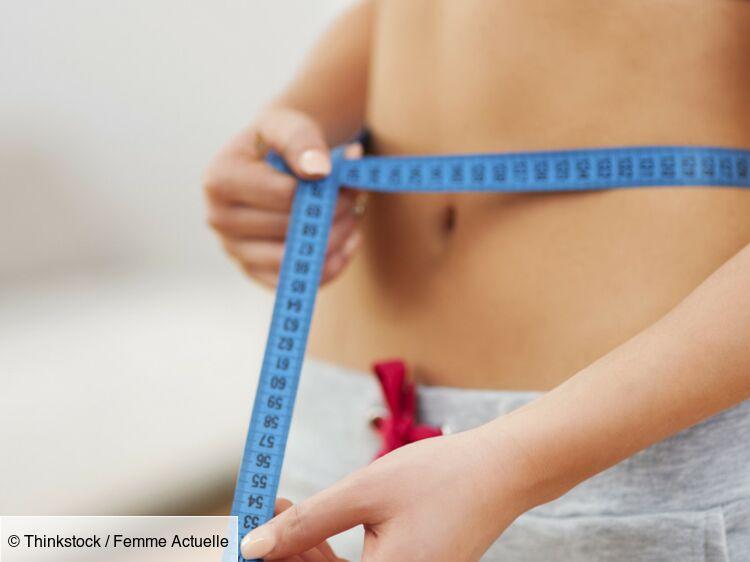 lirritabilité peut entraîner une perte de poids Progression de la perte de graisse sur 2 mois