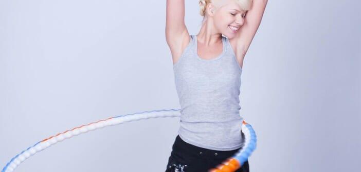 Le hula hooping aide-t-il à perdre la graisse du ventre perte de poids après le retrait du gb
