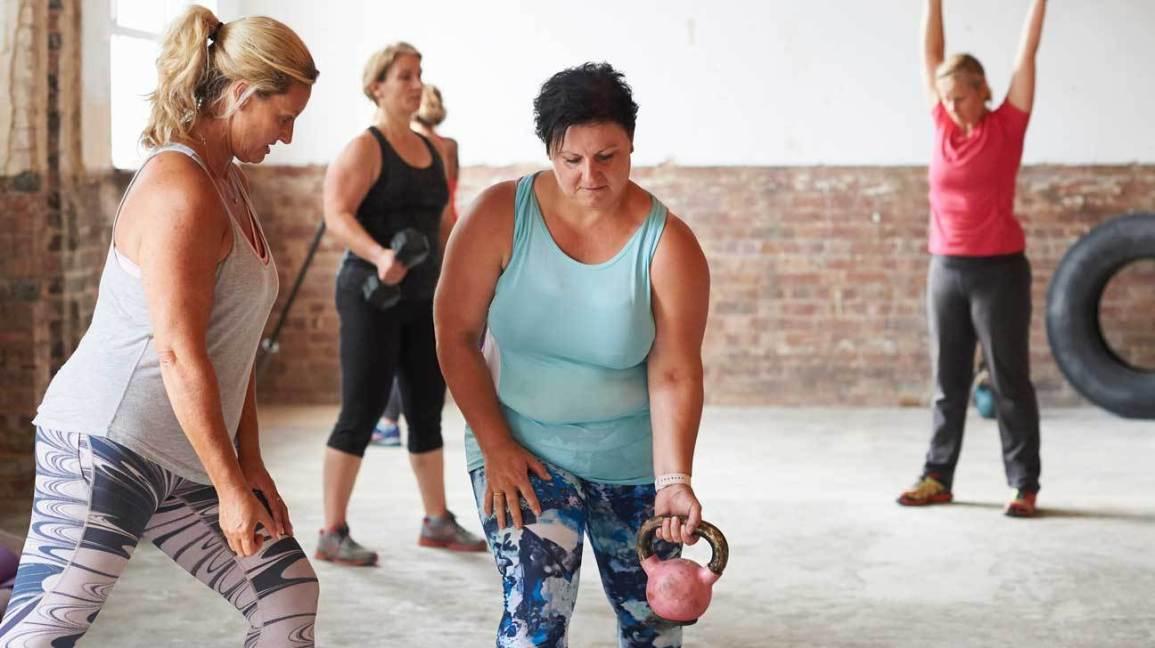façons de perdre du poids dans la cinquantaine