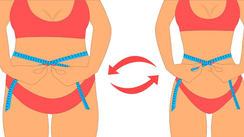 façons de perdre du poids de vos hanches