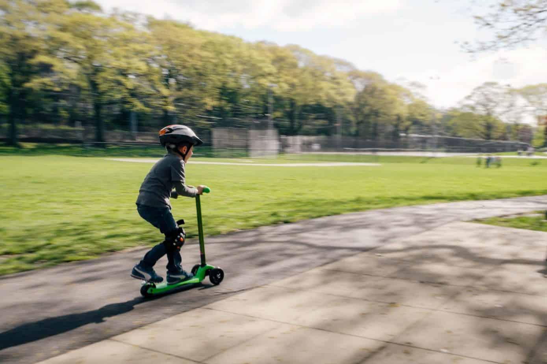 Avantages du scooter Kick pour la santé des adultes